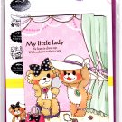 Mind Wave Japan My Little Lady Letter Set with Stickers Kawaii