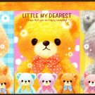 Q-Lia Japan Little My Dearest 3-in-1 Mini Memo Pad Kawaii