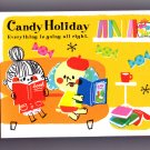 Kamio Japan Candy Holiday Mini Memo Pad Kawaii