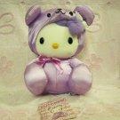 Sanrio Japan Hokkaido Hello Kitty Bear Plush 2002 Rare Kawaii
