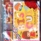 Crux Japan Biscuit Girl Letter Set Kawaii