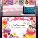 Kamio Japan Mellow Drop Trick Box Letter Set with Stickers Kawaii