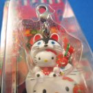 Sanrio Japan Hello Kitty Regional Tokyo Mascot Charm Zipper Pull New in Box 2003 Kawaii
