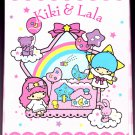 Sanrio Japan Kiki & Lala Little Twin Stars Spiral Notepad 2011 Kawaii