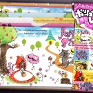 Crux Japan Another Story Letter Set with Stickers Kawaii