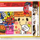 Crux Japan Make Cooking Letter Set with Stickers Kawaii