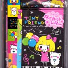 Pool Cool Japan Tiny Friend Letter Set with Stickers Kawaii