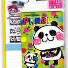 Mind Wave Japan Maneshinbo Panda Letter Set with Stickers Kawaii