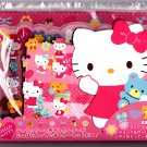 Sanrio Japan Hello Kitty and Friends Letter Set with Stickers 2011 Kawaii