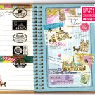 Mind Wave Japan Voyage Cahier Letter Set with Stickers Kawaii