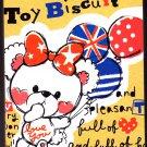 Crux Japan Toy Biscuit Mini Memo Pad Kawaii