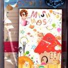 Q-Lia Japan Mish Mash Letter Set Kawaii