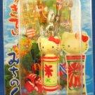 Sanrio Japan Hello Kitty Regional Mascot Charm Zipper Pull 2002 Kawaii
