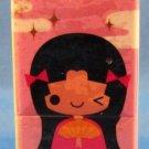 Kamio Japan Folklores Block Eraser Kawaii