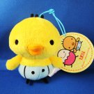 Eikoh Japan Little Chicken Plush Strap New with Tag Kawaii