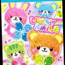 Pool Cool Japan Lucky Smile Mini Memo Pad Kawaii