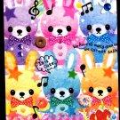 Crux Japan Melty Rabbit Mini Memo Pad Kawaii