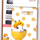 Mind Wave Japan Lightly Gift Letter Set with Stickers Kawaii