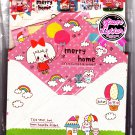 Pool Cool Japan Merry Home Letter Set with Stickers Kawaii