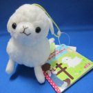 Amuse Japan Baby Alpakasso Plush Strap Kawaii