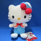 Sanrio Japan Hello Kitty Sailor Plush by Eikoh 2012 New with Tag Kawaii