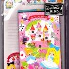 Kamio Japan Fairy Tale World Letter Set with Sticker Kawaii