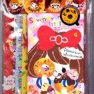 Q-Lia Japan Seven Pygmy's Little Dream Letter Set with Stickers Kawaii