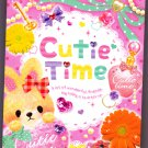 Q-Lia Japan Cutie Time Mini Memo Pad Kawaii