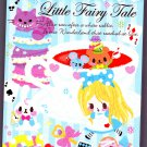 Q-Lia Japan Little Fairy Tale Mini Memo Pad Kawaii