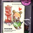 Kamio Japan Post Bear Letter Set Kawaii