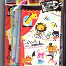 Fortissimo Japan Circus of the Wonder Letter Set with Stickers Kawaii