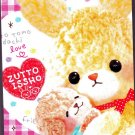 Crux Japan Zutto Issho Mini Memo Pad Kawaii