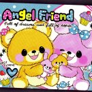 Crux Japan Angel Friend Mini Memo Pad Kawaii