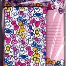 Sanrio Japan Hello Kitty Look At My Ribbon Letter Set 2012 Kawaii