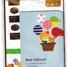 Mind Wave Japan Bon Voyage Letter Set with Stickers Kawaii