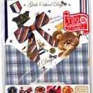 Crux Japan Girls School Days Letter Set with Stickers Kawaii