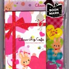 Q-Lia Japan Choco Chip Cafe Letter Set with Bookmarks Kawaii