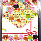 Q-Lia Japan Day Dream Letter Set with Stickers Kawaii