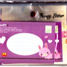 NPL Japan Raby Fancy Letter Set Rare Kawaii