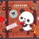 San-X Japan Chocopa Memo Pad with Stickers (B) 2012 Kawaii