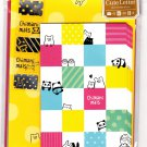 Mind Wave Japan Chimanimals Letter Set with Stickers Kawaii