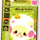Pool Cool Japan Merry Moco Letter Set with Stickers Kawaii