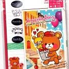 Mind Wave Japan Amaenbo Bear Letter Set with Stickers Kawaii