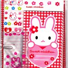 Crux Japan Sweet Minichan Letter Set with Stickers Rare Kawaii