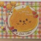 Crux Japan Honey Cream Love Cakes Mini Memo Pad Kawaii