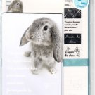 Mind Wave Japan Lapin De Chou Letter Set with Stickers Kawaii