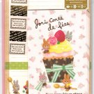 Mind Wave Japan Joli Conte De Fees Letter Set with Stickers Kawaii