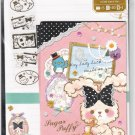 Mind Wave Japan Sugar Puffy Letter Set with Stickers Kawaii