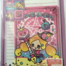 Daiso Japan Lovely Majory Letter Set w/Stickers Kawaii