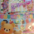 Q-Lia Japan Maple Cafe Letter Set Kawaii